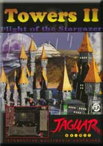 Towers II Box Art